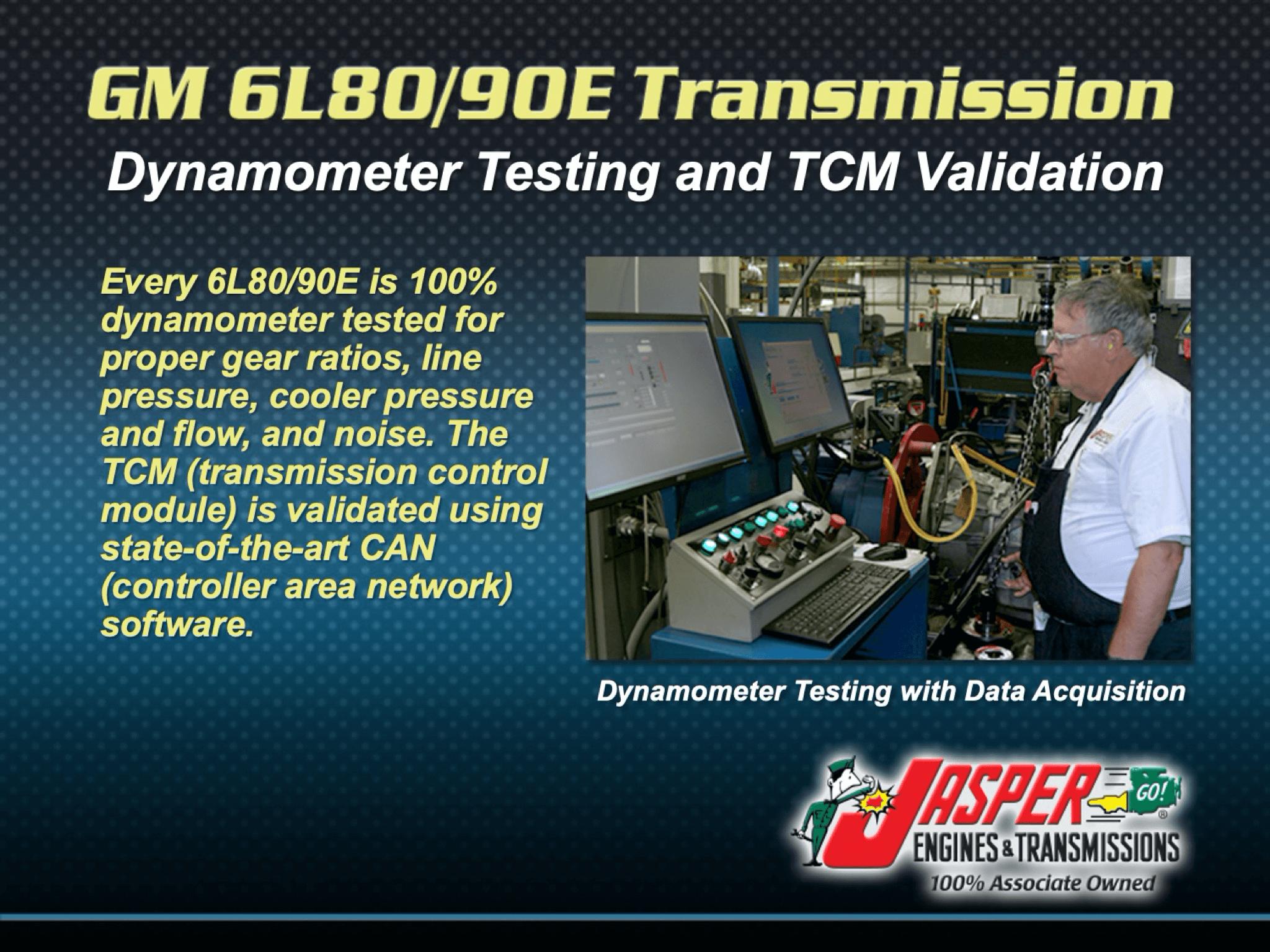 GM 6L80/90E Transmissions